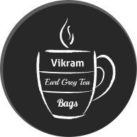 Vikram Earl Grey Tea Bags