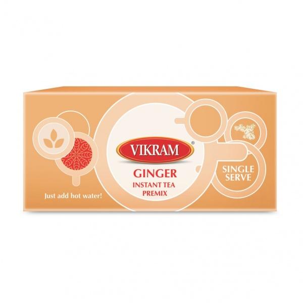 Ginger Instant Tea Premix