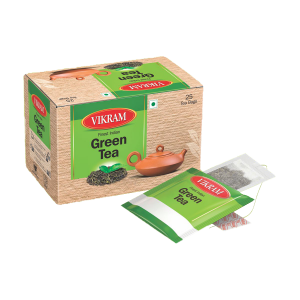 Vikram Green Tea Bags